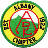 Albany Chapter ADK Logo